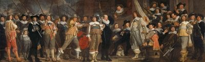 Bartholomeus van der Helst, Company of Captain Roelof Bicker and Lieutenant J, 1639, Rijksmuseum, Amsterdam
