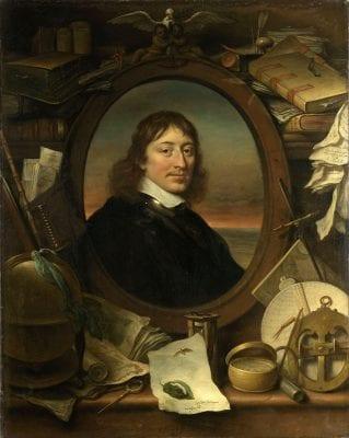 Govert Flinck, Portrait ofGerard Pietersz Hulft(1621–1656, 1654, Rijksmuseum, Museum