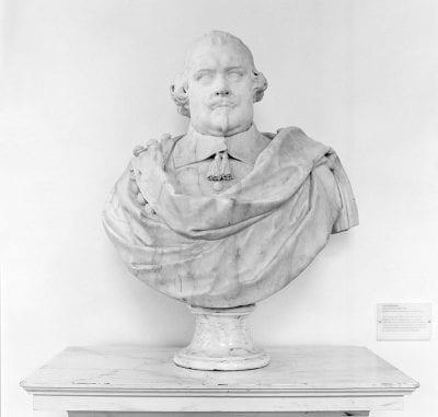 Artus (I) Quellinus, Portrait Bust of Joan Huydecoper, 1654, Amsterdam Museum