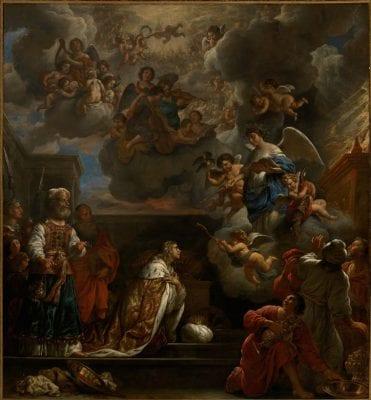 Govert Flinck, Solomon's Prayer for Wisdom, 1658, Royal Palace, Amsterdam