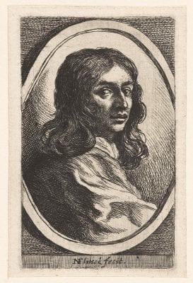 Nicolaes Anthony Flinck, Self-Portrait, ca. 1665–1680, Rijksmuseum Amsterdam