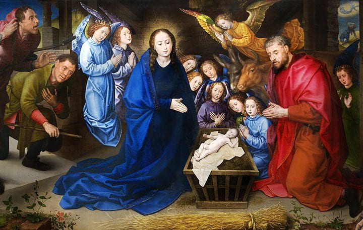 Hugo van der Goes's <em>Adoration of the Shepherds: </em>Between Ascetic Idealism and Urban Networks in Late Medieval Flanders