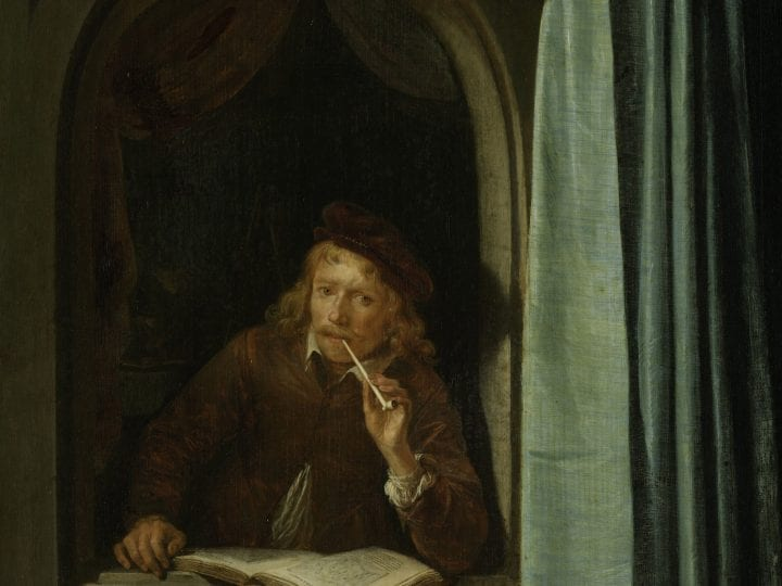 Gerrit Dou's Enchanting Trompe- l'Oeil : Virtuosity and Agency in Early Modern Collections