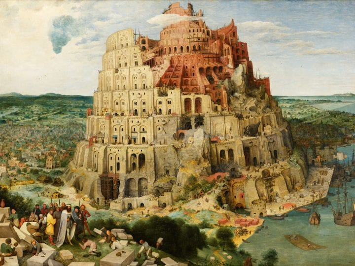 """Come, let us make a city and a tower"": Pieter Bruegel the Elder's <em>Tower of Babel</em> and the Creation of a Harmonious Community in Antwerp"