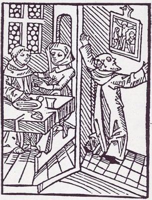 Unknown, Fol. 102v, from Giovanni Boccaccio,Cento novella,