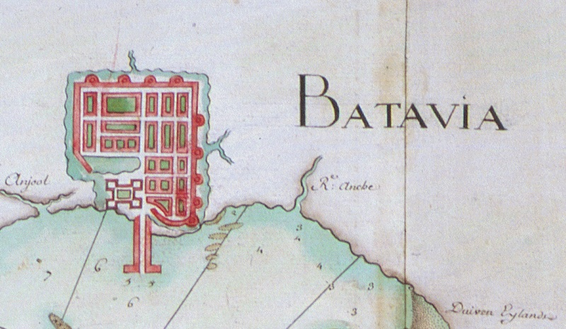 Dutch Batavia: Exposing the Hierarchy of the Dutch Colonial