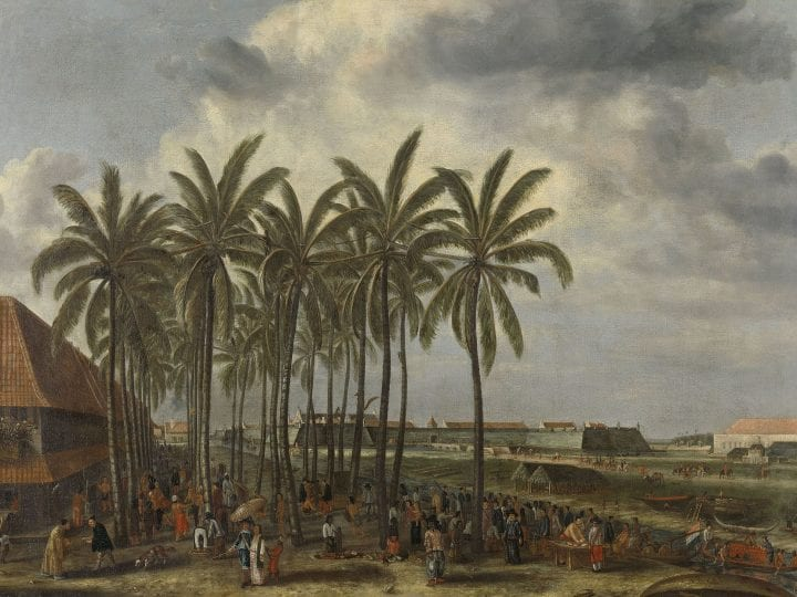 Dutch Batavia: Exposing the Hierarchy of the Dutch Colonial City