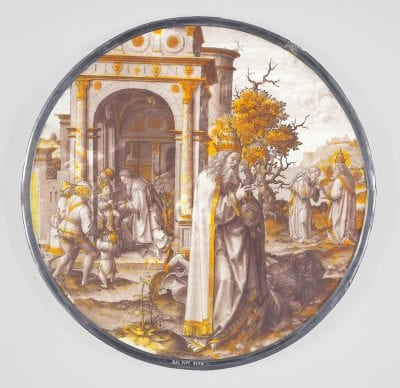 The Lord Makes His Covenant with Abraham,  ca. 1535,  Rijksmuseum, Amsterdam