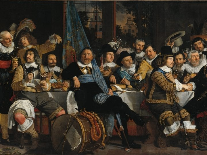 The Amsterdam Civic Guard Pieces Within and Outside the New Rijksmuseum, Part III: Bartholomeus van der Helst
