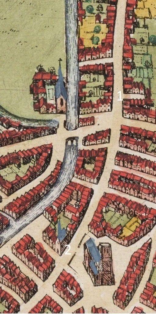 Sensory Piety as Social Intervention in a Mechelen Besloten Hofje