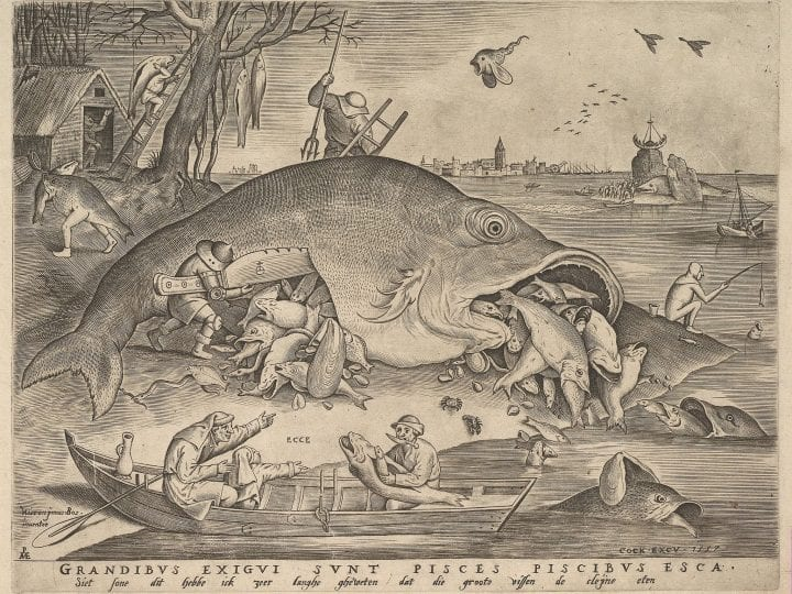 Regurgitating Nature: On a Celebrated Anecdote by Karel van Mander about Pieter Bruegel the Elder