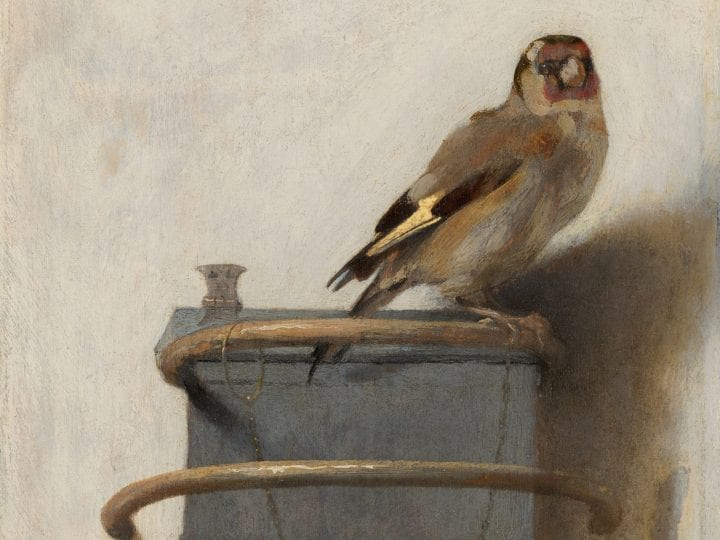 The Engagement of Carel Fabritius' <em>Goldfinch</em> of 1654 with the Dutch Window, a Significant Site of Neighborhood Social Exchange