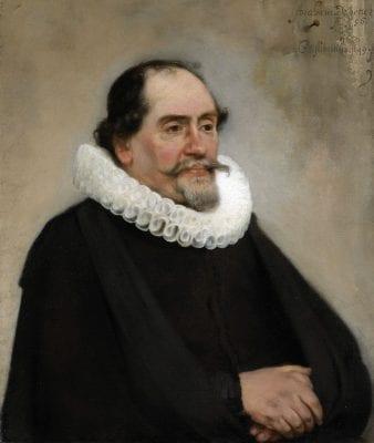Portrait of Abraham de Potter (1592–1650), Amsterdam Silk Merchant, Carel Fabritius, 1649, Rijksmuseum, Amsterdam