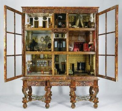 Petronella Oortman's Dollhouse, Anonymous, ca. 1686–1710, Rijksmuseum, Amsterdam