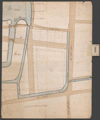 Plan 3305., Nationaal Archief, The Hague