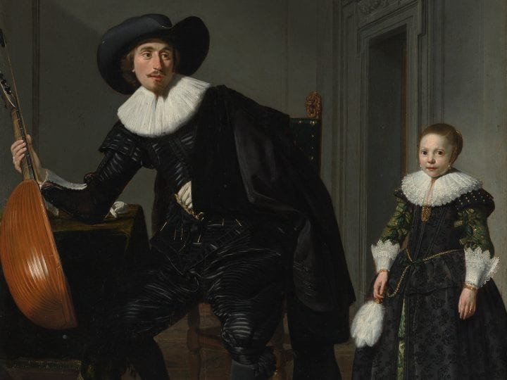 Temporality and the Seventeenth-Century Dutch Portrait