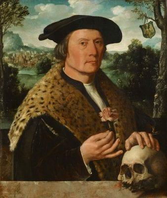 Dirck Jacobsz, Portrait of Pompeius Occo, ca. 1531, Rijksmuseum, Amsterdam