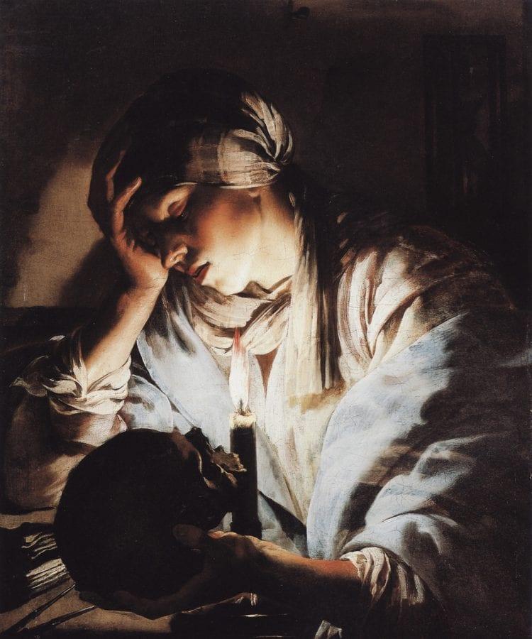 Hendrick ter Brugghen, Melancolia,  Art Gallery of Ontario, Toronto
