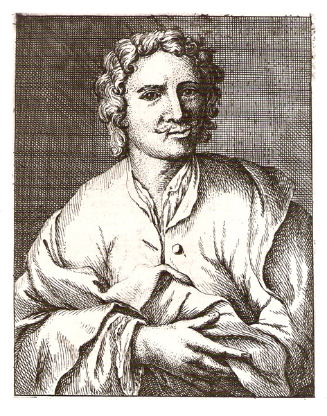 Pieter Bodart (after a self-portrait?), Portrait of Hendrick ter Brugghen,  ca. 1706,