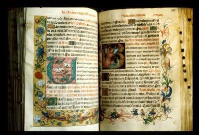 Nikolaus Glockendon, Missale Hallense of Albrecht of Brandenburg, 1524, Aschaffenburg, Hofbibliothek