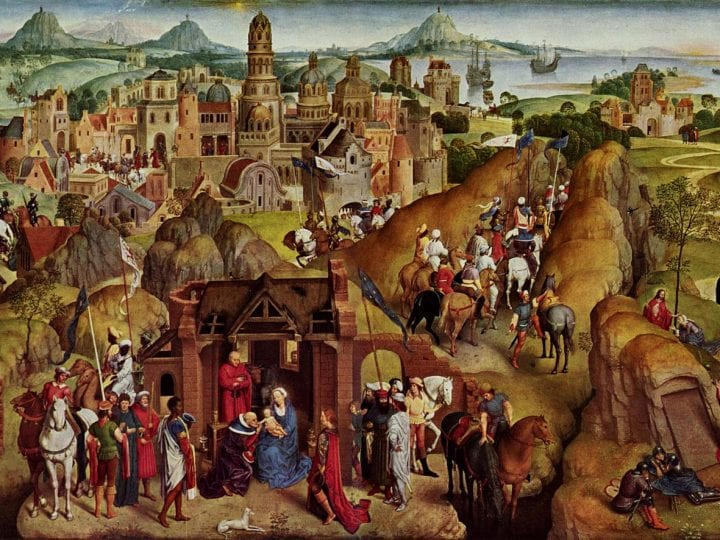 Hans Memling's <em>Scenes from the Advent and Triumph of Christ </em>and the Discourse of Revelation