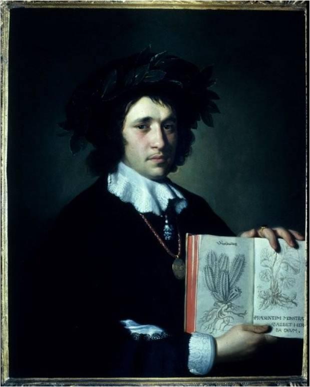 Willem Moreelse, Portrait of a Scholar, 1647,  Toledo Museum of Art