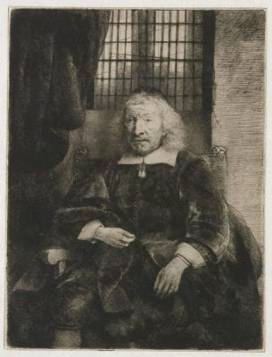 "Rembrandt,  Thomas Haringh (""The Old Haringh""), ca. 1655,"