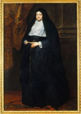 Anthony van Dyck, Isabella Clara Eugenia, ca. 1628, Galleria Sabauda, Turin