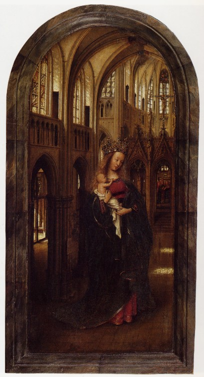 the life and influence of jan van eyck in the painting world These famous renaissance artists transformed the art world during europe's their influence on modern landscape painting bruges-based painter jan van eyck.