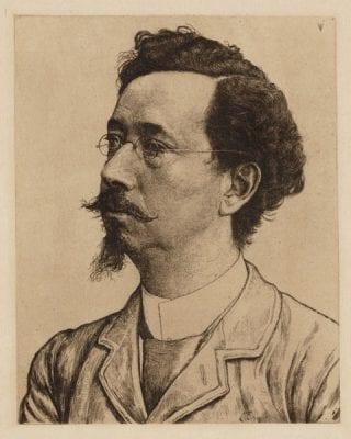 Jan Veth, Mr. Nicolaes de Roever (1850–1893), Amsterdam City Archives