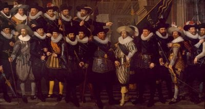 Jacob Lyon, Company of Captain Jacob Pietersz Hooghkamer and, 1628, Amsterdam Museum