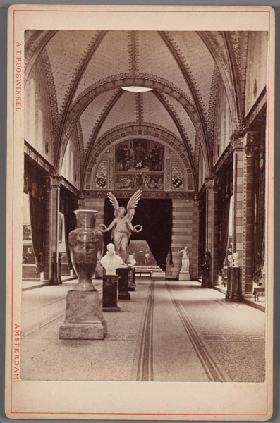 Art Nouveau In Het Rijksmuseum.The Amsterdam Civic Guard Portraits Within And Outside The New