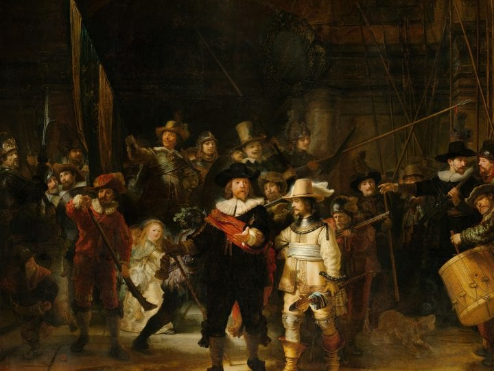 The Amsterdam Civic Guard Portraits Within and Outside the New Rijksmuseum Part II
