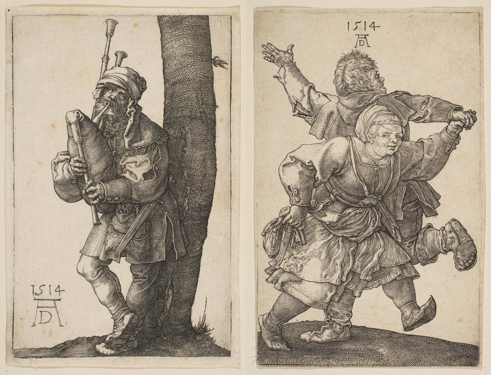 Albrecht dürers peasant engravings a different laocoön or the birth of aesthetic subversion in the spirit of the reformation