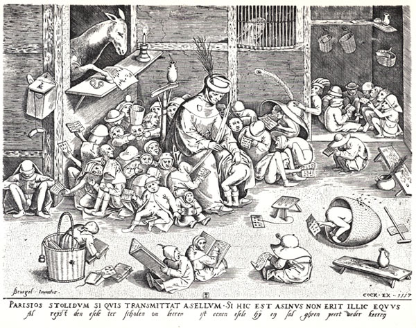 Homo Ludens Pieter Bruegels Childrens Games And The Humanist