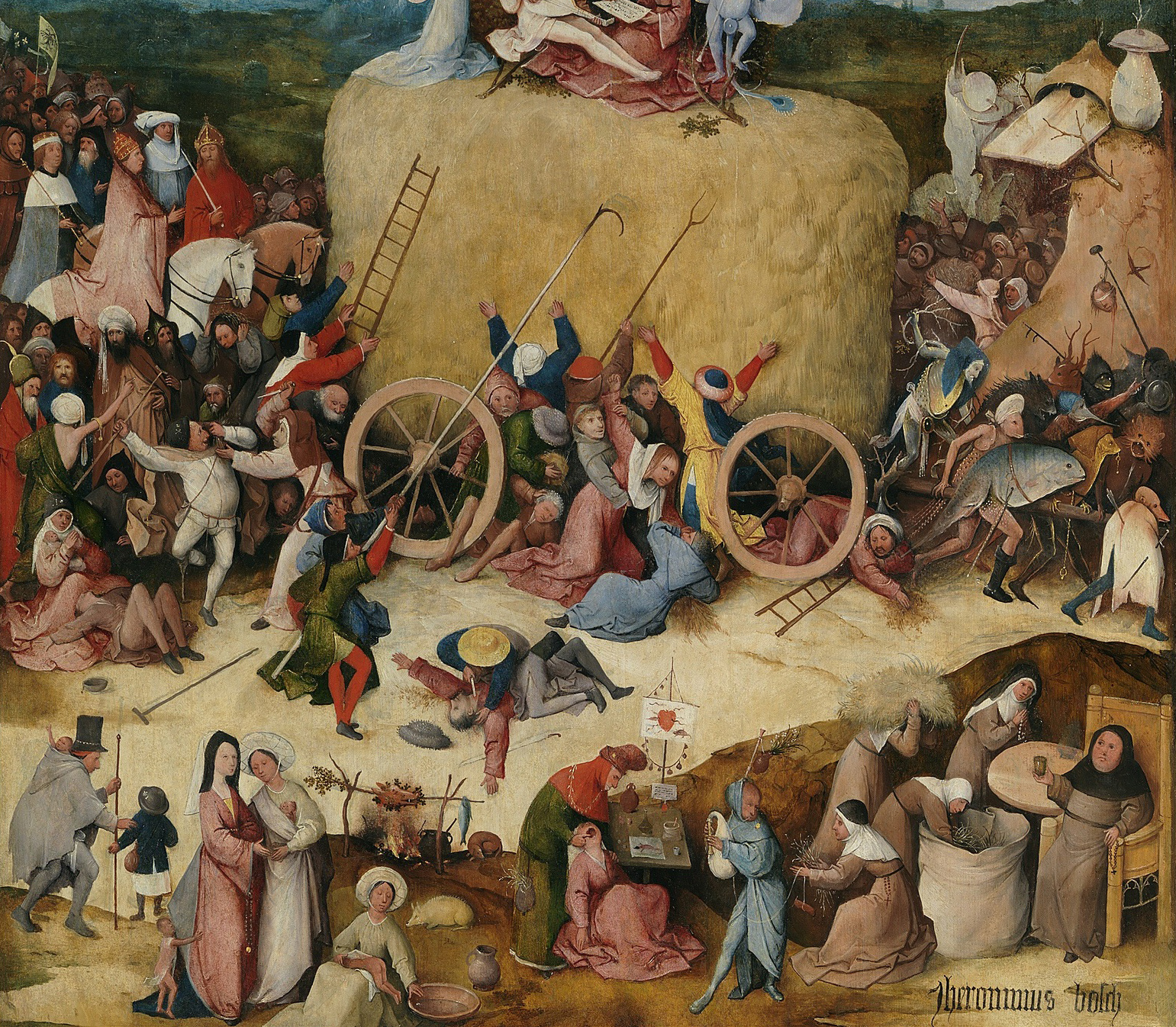 Jheronimus Bosch and the Issue of Origins - Journal of Historians of ...
