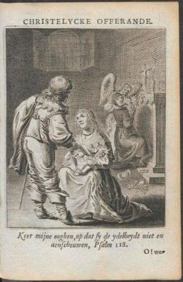 Jan Krul, Christelycke offerande, bestaende in gheestelijc, 1640, Courtesy of Utrecht University Library