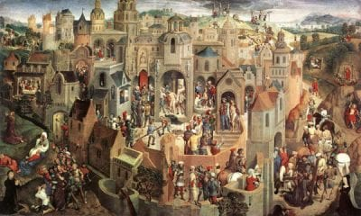 Hans Memling, Scenes from the Passion of Christ, Galleria Sabauda, Turin (inv. no. 8)