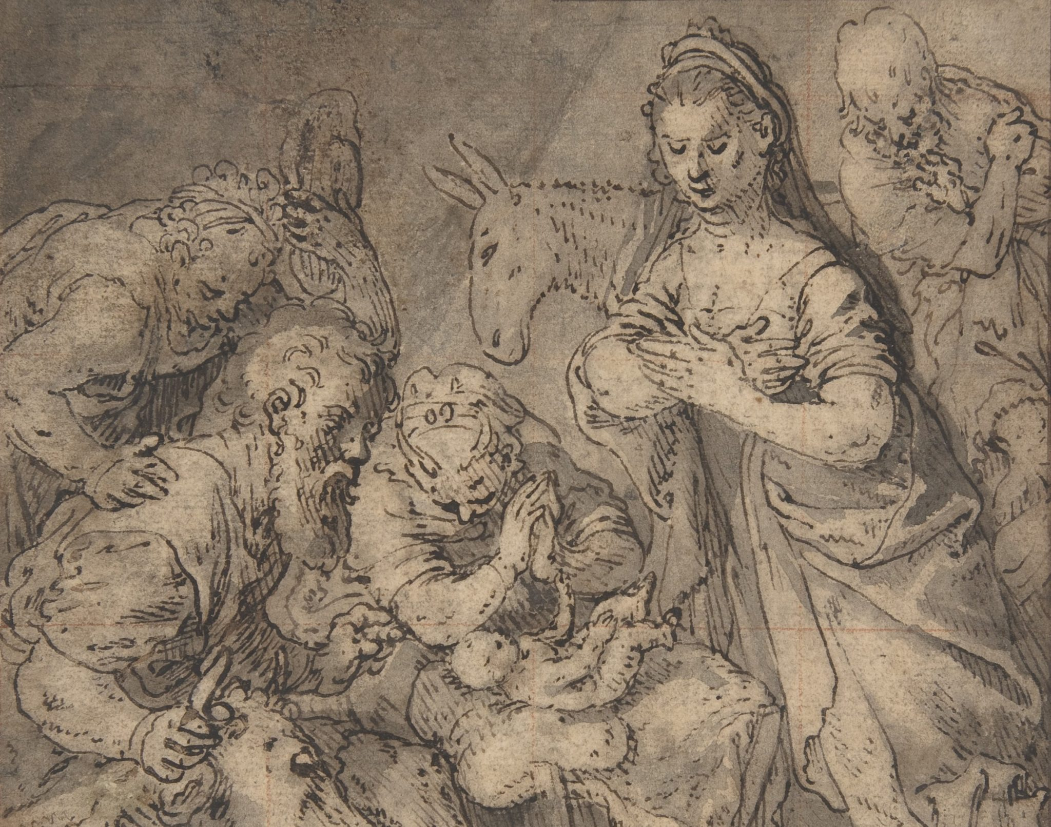 Drawing → Underdrawing → Painting: Compositional Evolution in the Working  Process of Joachim Beuckelaer - Journal of Historians of Netherlandish Art
