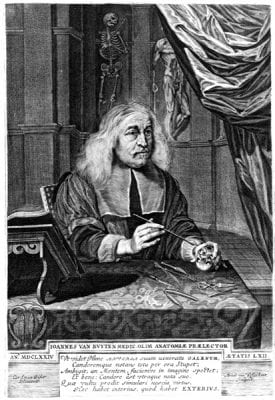Arnold van Westerhout, after Charles Emmanuel Biset, Ioannes van Buyten, 1674, Koninklijke Bibliotheek van België, Albertina, Brussels