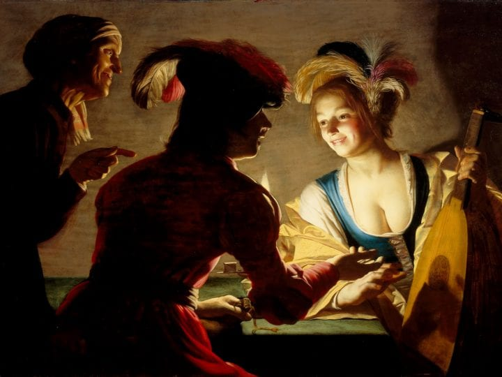 The Whore, the Bawd, and the Artist: The Reality and Imagery of Seventeenth-Century Dutch Prostitution