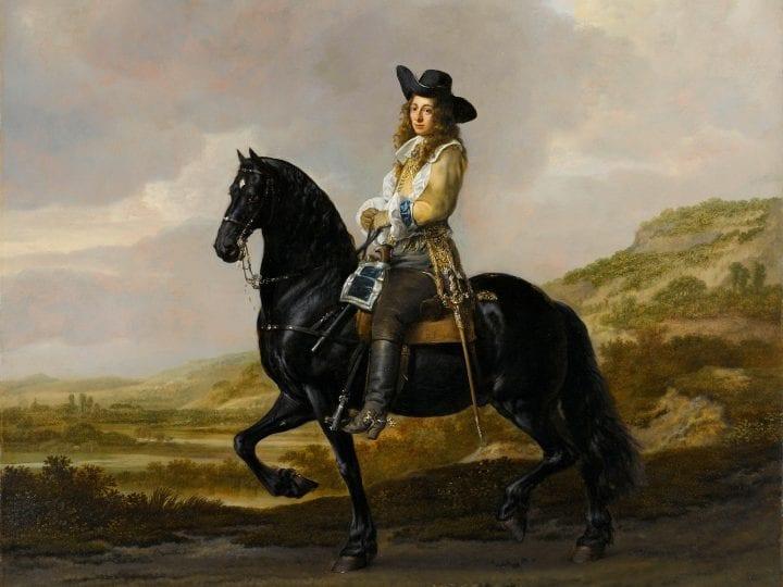 Thomas de Keyser's <em>Equestrian Portrait of Pieter Schout</em>