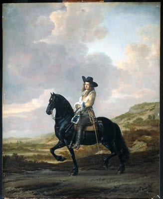 Thomas de Keyser, Equestrian Portrait of Pieter Schout (1640–166, 1660, Amsterdam, Rijksmuseum