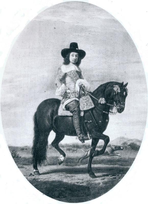 Thomas de Keyser's Equestrian Portrait of Pieter Schout - Journal of