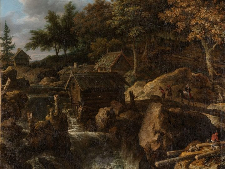 Sensible Natures: Allart Van Everdingen and the Tradition of Sublime Landscape in Seventeenth-Century Dutch Painting