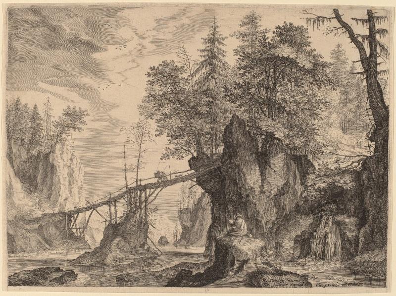 Sensible Natures: Allart Van Everdingen and the Tradition of