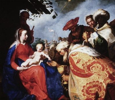 Abraham Bloemaert,  The Adoration of the Magi, 1624,  Utrecht, Centraal Museum