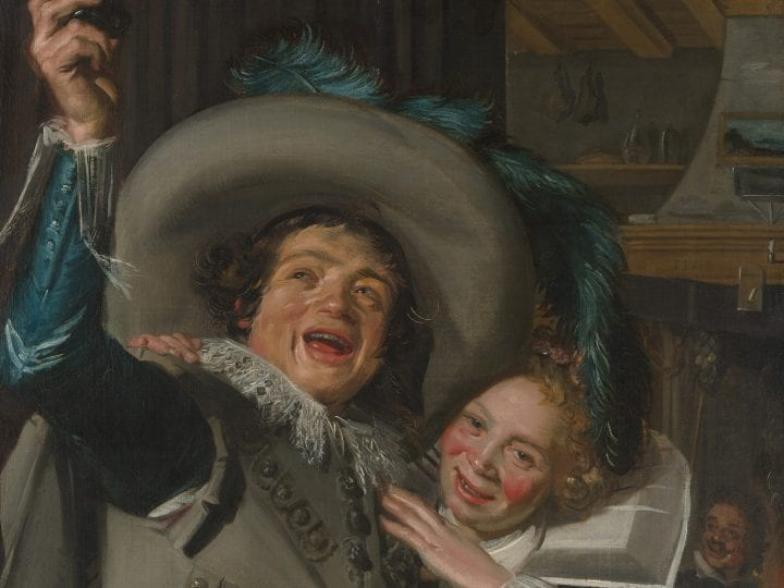 The Comedic Sublime: A Distinctly Dutch Baroque in the Work of Frans Hals