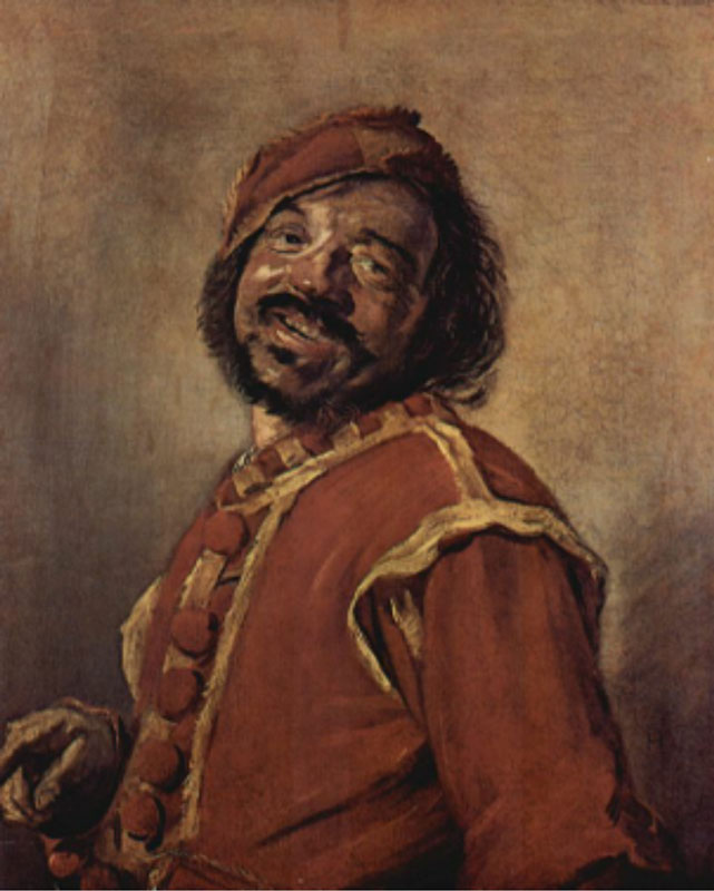 Frans Hals, Mulat,  Leipzig, Museum der Bildende Künste