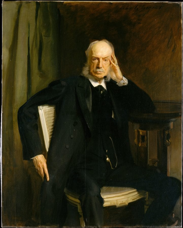John Singer Sargent (1856–1925),  Henry Gurdon Marquand (1819–1902), 1897, New York, The Metropolitan Museum of Art, Gift of the Trustees, 1897